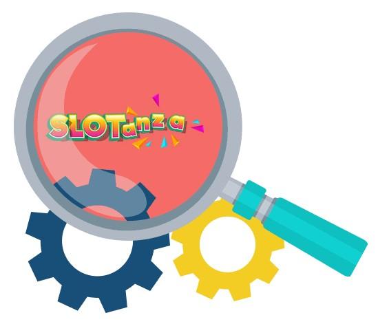 Slotanza - Software