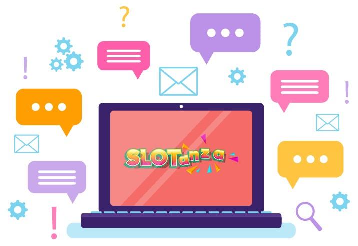 Slotanza - Support