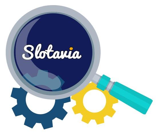 Slotavia - Software