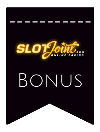 Latest bonus spins from SlotJoint
