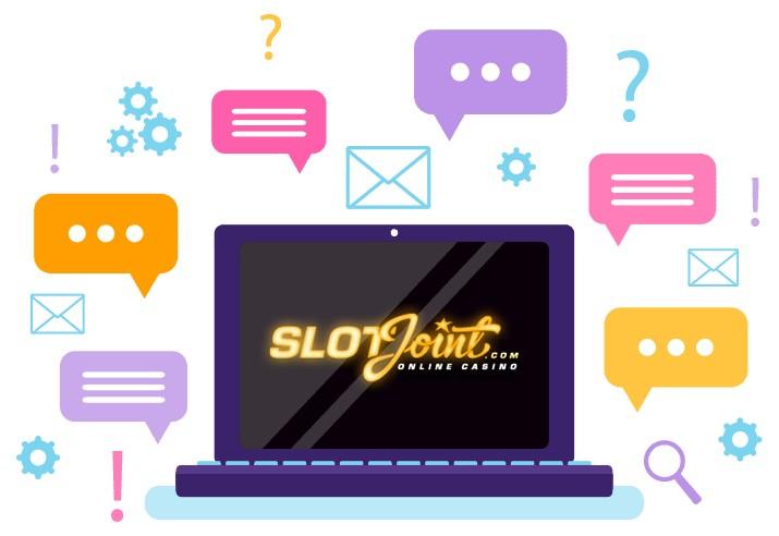 SlotJoint - Support