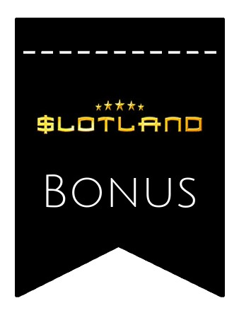 Latest bonus spins from Slotland Casino