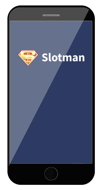Slotman - Mobile friendly
