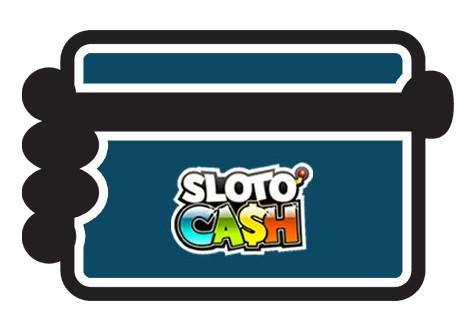 Sloto Cash Casino - Banking casino