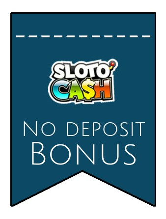 Sloto Cash Casino - no deposit bonus CR