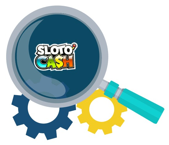 Sloto Cash Casino - Software
