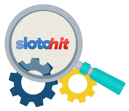 SlotoHit Casino - Software