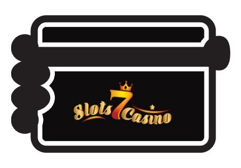 Slots 7 Casino - Banking casino