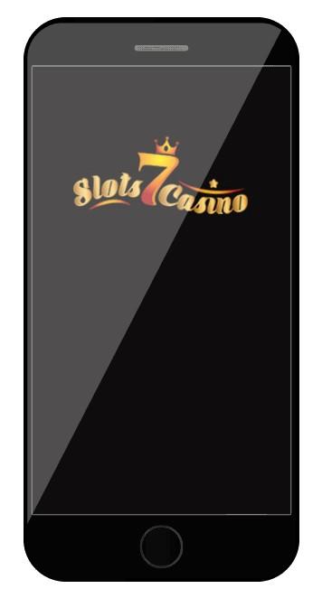 Slots 7 Casino - Mobile friendly
