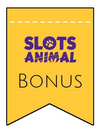 Latest bonus spins from Slots Animal