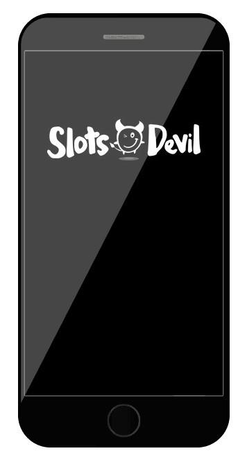 Slots Devil Casino - Mobile friendly