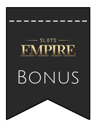 Latest bonus spins from Slots Empire