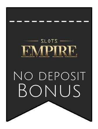Slots Empire - no deposit bonus CR