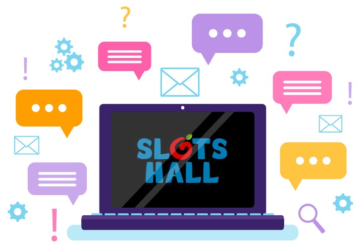 Slots Hall - Support