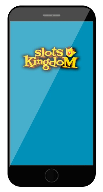 Slots Kingdom - Mobile friendly