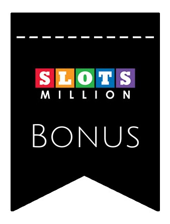 Latest bonus spins from Slots Million Casino