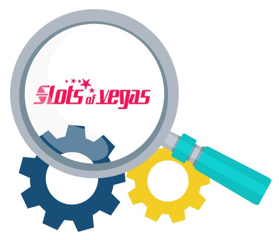 Slots of Vegas Casino - Software