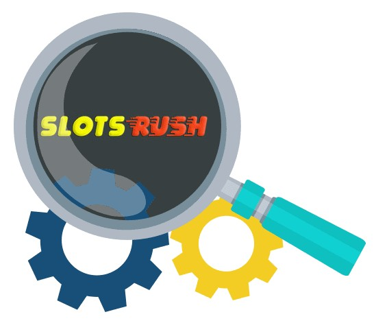 Slots Rush Casino - Software