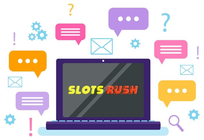 Slots Rush Casino - Support
