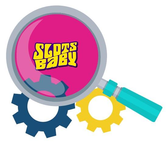 SlotsBaby Casino - Software