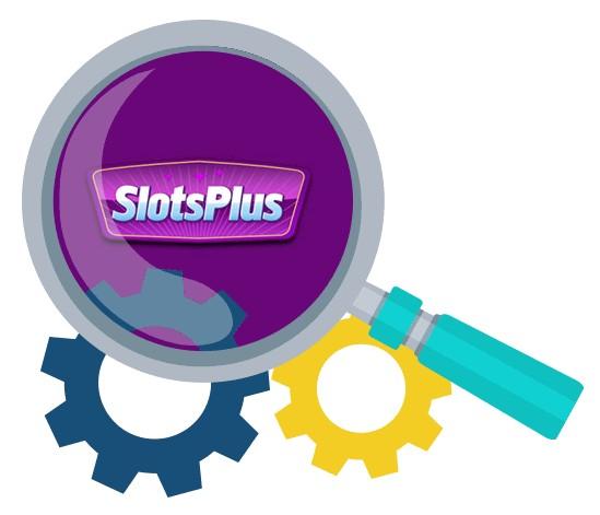 SlotsPlus - Software