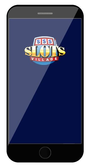 SlotsVillage Casino - Mobile friendly