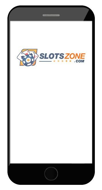 Slotszone Casino - Mobile friendly