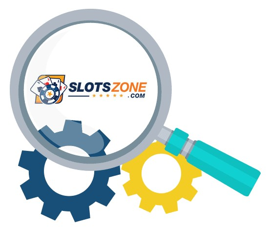 Slotszone Casino - Software