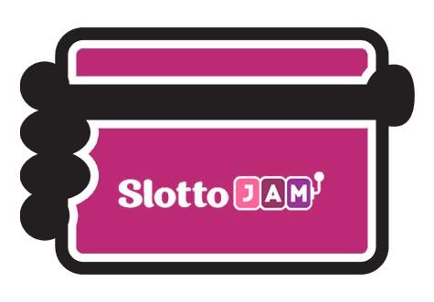 SlottoJAM - Banking casino