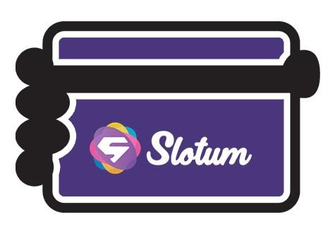 Slotum - Banking casino