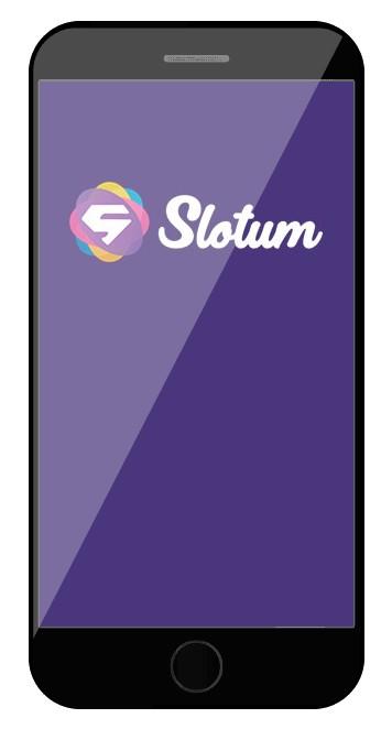 Slotum - Mobile friendly