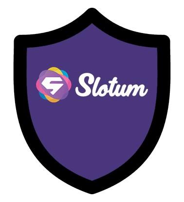 Slotum - Secure casino