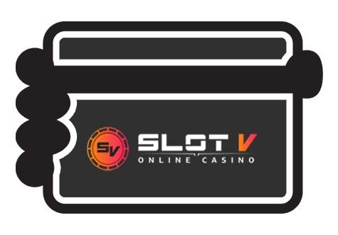 SlotV Casino - Banking casino