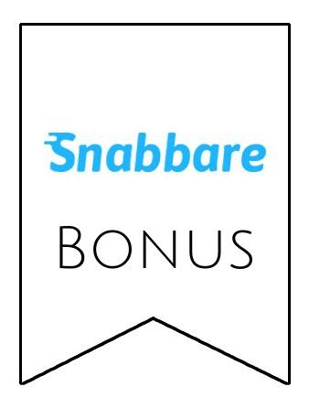 Latest bonus spins from Snabbare Casino