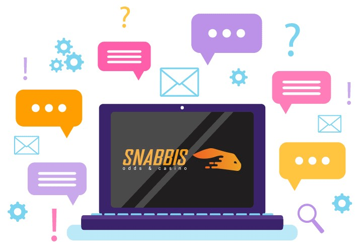 Snabbis - Support