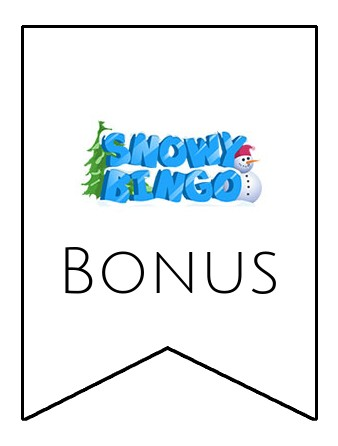 Latest bonus spins from Snowy Bingo Casino