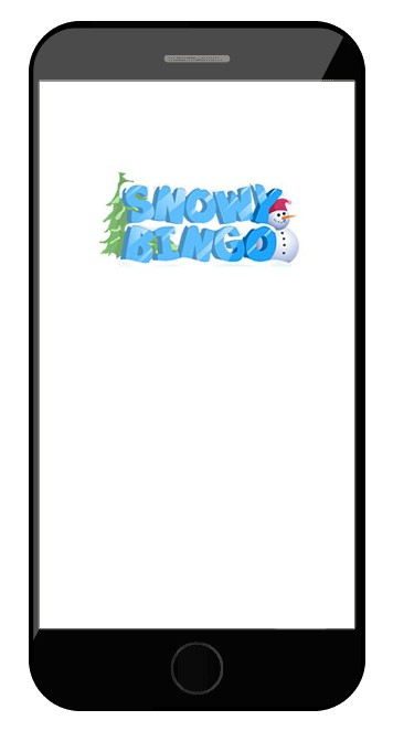 Snowy Bingo Casino - Mobile friendly