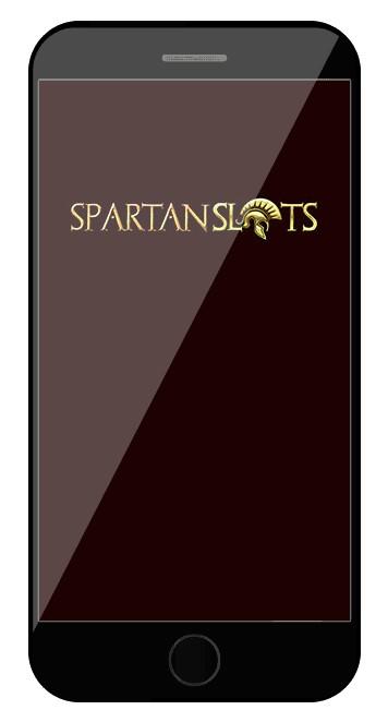 Spartan Slots Casino - Mobile friendly