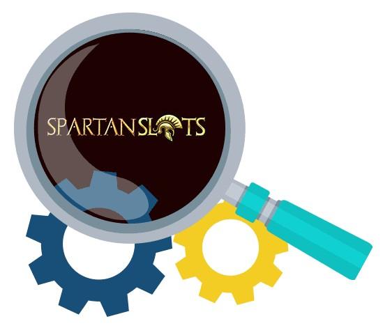 Spartan Slots Casino - Software
