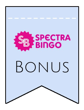Latest bonus spins from Spectra Bingo