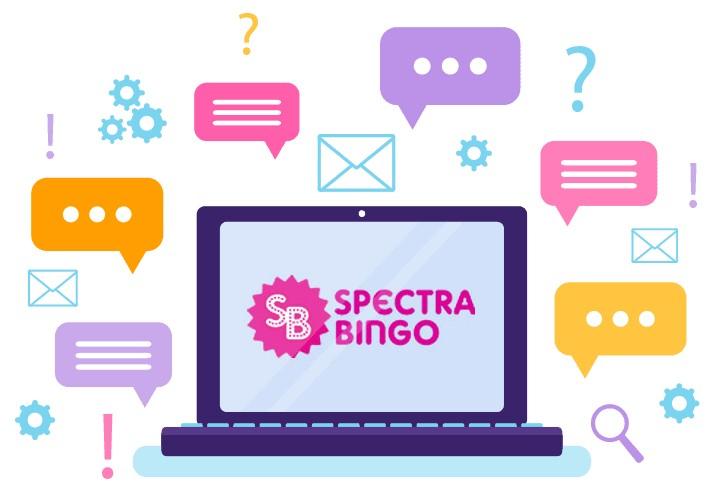 Spectra Bingo - Support
