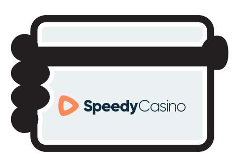 Speedy Casino - Banking casino