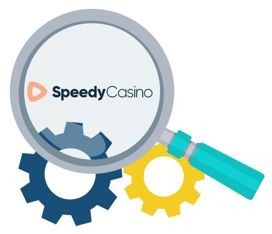 Speedy Casino - Software