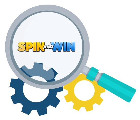 Spin and Win Casino - Software