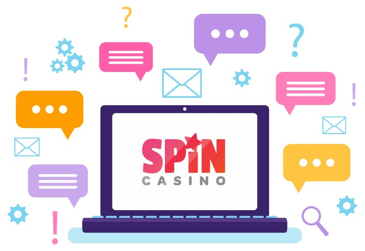 Spin Casino - Support