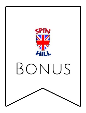 Latest bonus spins from Spin Hill Casino