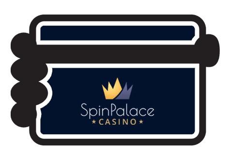 Spin Palace Casino - Banking casino