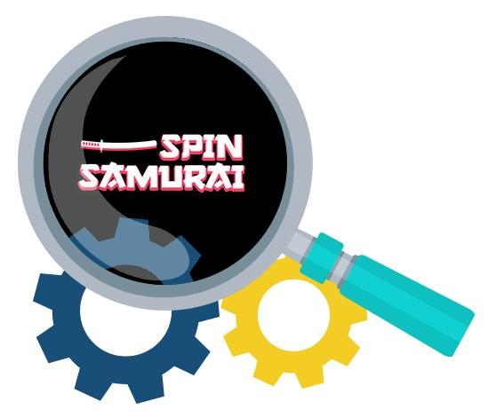 Spin Samurai - Software