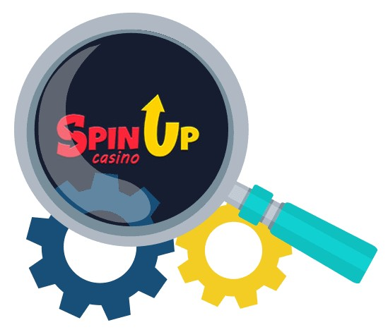 Spin Up Casino - Software