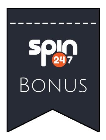 Latest bonus spins from Spin247